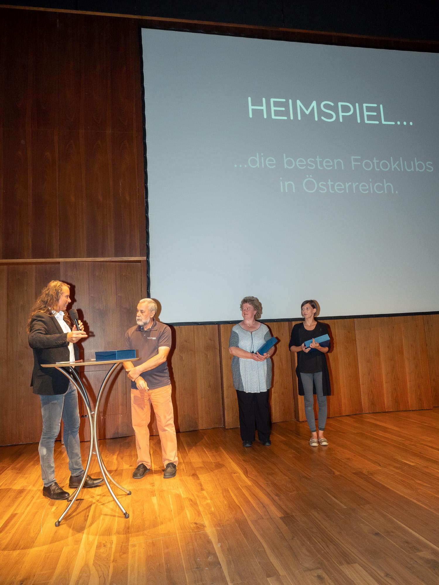 Trierenberg Super Circuit Auszeichnung
