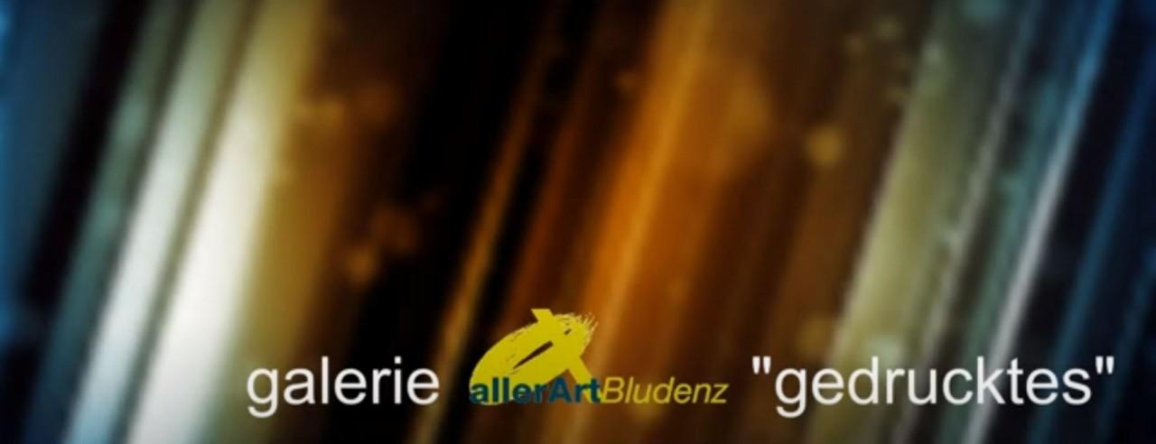 """""""Gedrucktes"""" in Zusammenarbeit mit der Edition Markus Gell"""